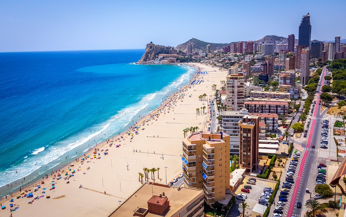 7nt 4* Benidorm Break - Half Board or All Inclusive Options - Only £359pp  Book Here:    RT/Follow us for a chance to #win gift vouchers for #OMGexperiences   #Holiday #Spain #Benidorm #offers #deals #travel #sun #explore #holidays #vacation #giftideas