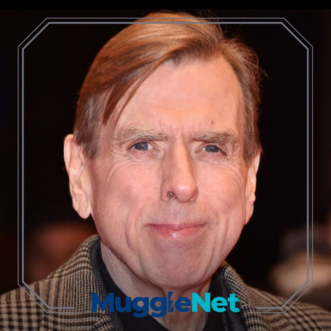 Happy birthday to Timothy Spall, who played Peter Pettigrew in the films!