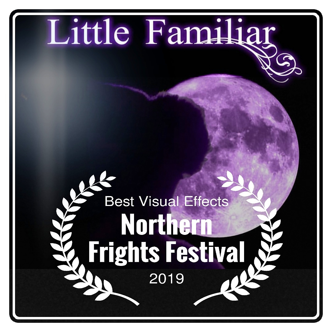 An awesome thanks to the whole team and to everyone for their continued support!  #littlefamiliarmovie  #teamusproductions #onecutproductions #northernfrightsfestival #northernontario #horror #film #filmfest #independentfilm pic.twitter.com/x3TxmVPCqB
