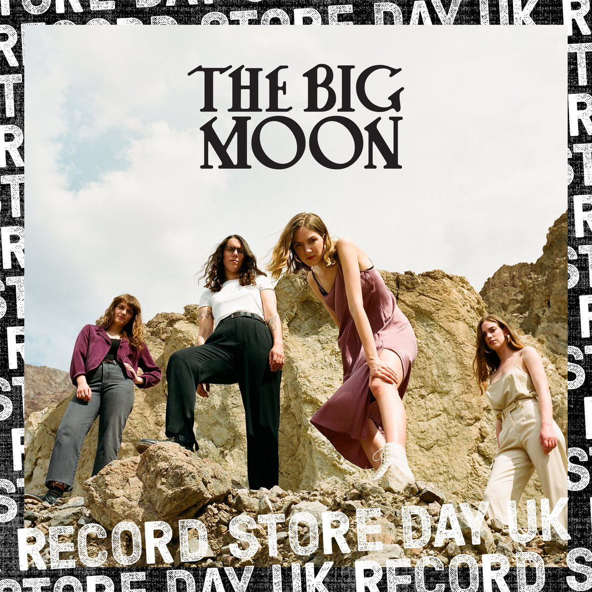 Our #RSD20 ambassadors are… @thebigmoon🌙 They will be creating a special one-off live to vinyl recording at @MetropStudios on 5th March to celebrate. If you want to be there, you've got a chance to win tickets >>> https://t.co/YSgAILslcC https://t.co/abisTcNgvF