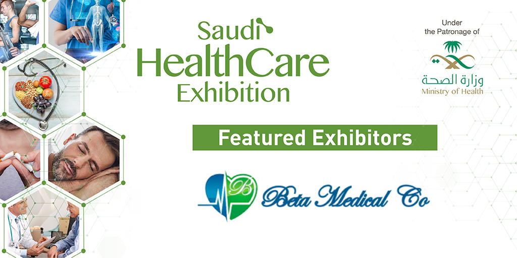 #BetaMedical Co will be exhibiting at #SHCE2020 from 22-24 March at #RiyadhHilton. Click here https://t.co/ko1Uw3hIKR to register https://t.co/FbhOuFfvHe