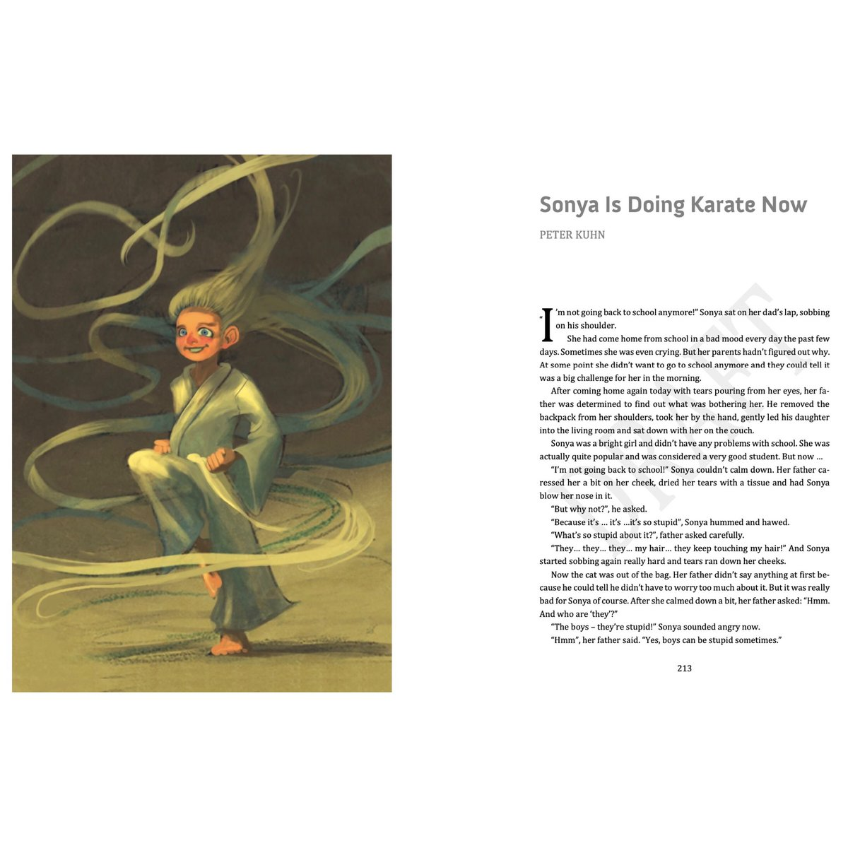 THE STORY THAT STARTED IT ALL Samples from #Dragon and #Tiger — Martial Arts Stories for Children 23 Sonya is Doing Karate Now #childrensbooks #lookingforapublisher @LisaHepho #martialarts #storytelling #karate #karatedo #karatekid #karategirl #dragonandtigerbook #publisherwantedpic.twitter.com/dpcLewUd3I