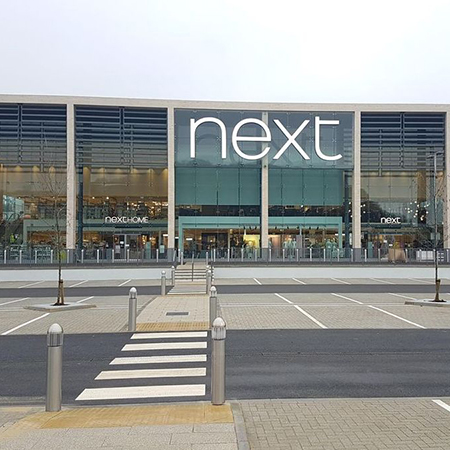 Take a look at this @CristofoliInt interior and exterior lightweight stone cladding for a Next store in Plymouth:     #interior #exterior #lightweight #stone #cladding #Next #Plymouth #limestone