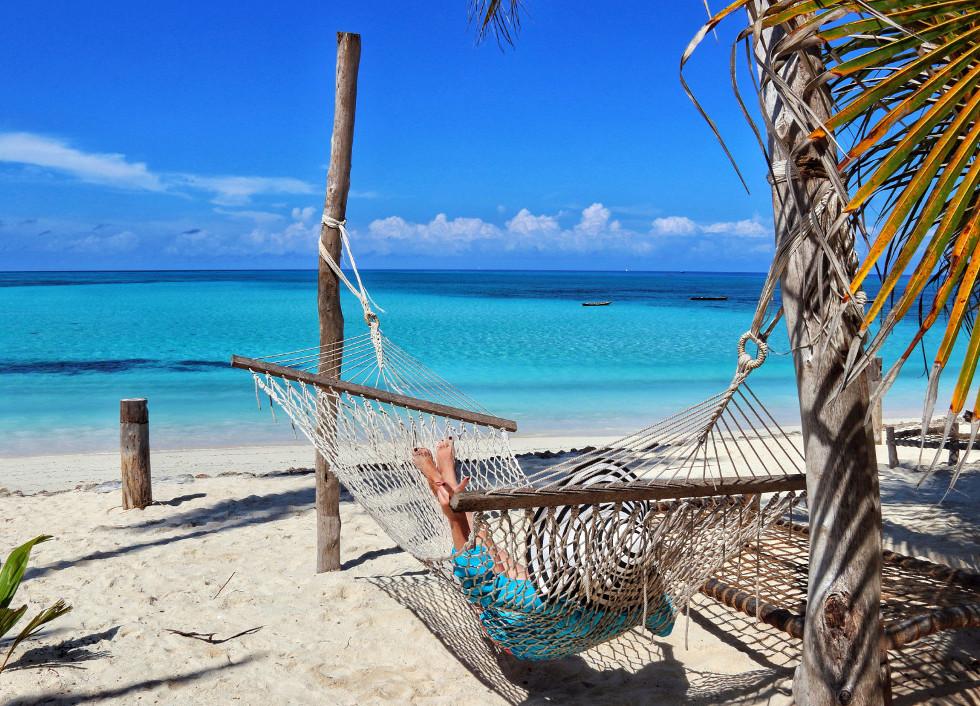 Dreaming of a beach vacation? Relax in Zanzibar beaches #sea #sand #sun with @SiafuTravel