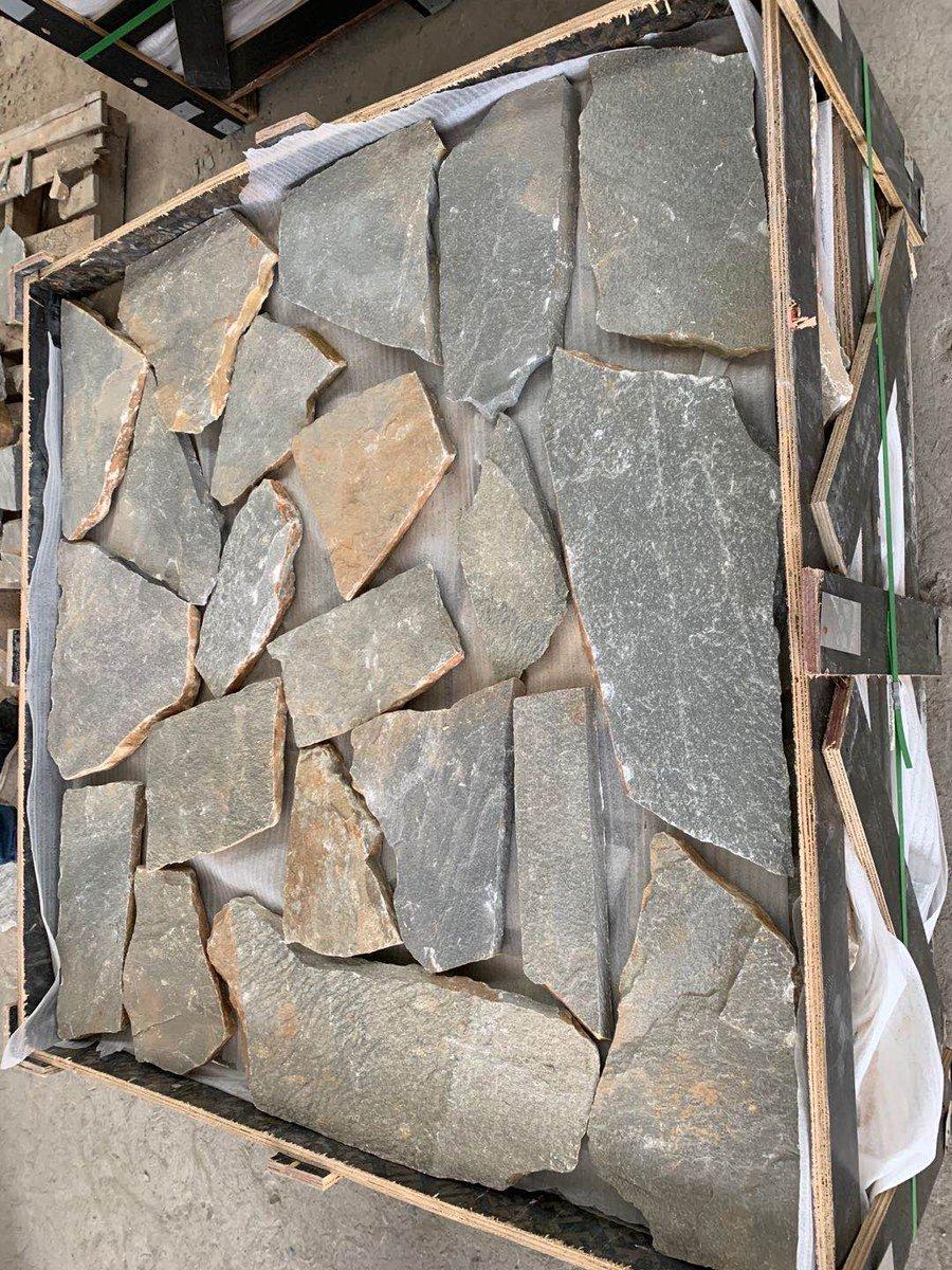 #Natural #Stone Rusty Random Paving #Slate for Outdoor Floor Tile ,Random Stone #Tiles foSize(cm): Diameter (30-60)cm, or as customer's requirement Regular Thickness(cm): (2.5-4)cm, (3-5)cm, (4-6)cm, mail:liuhe02@liuhestone.com WhatsApp/wechat:008615188770512