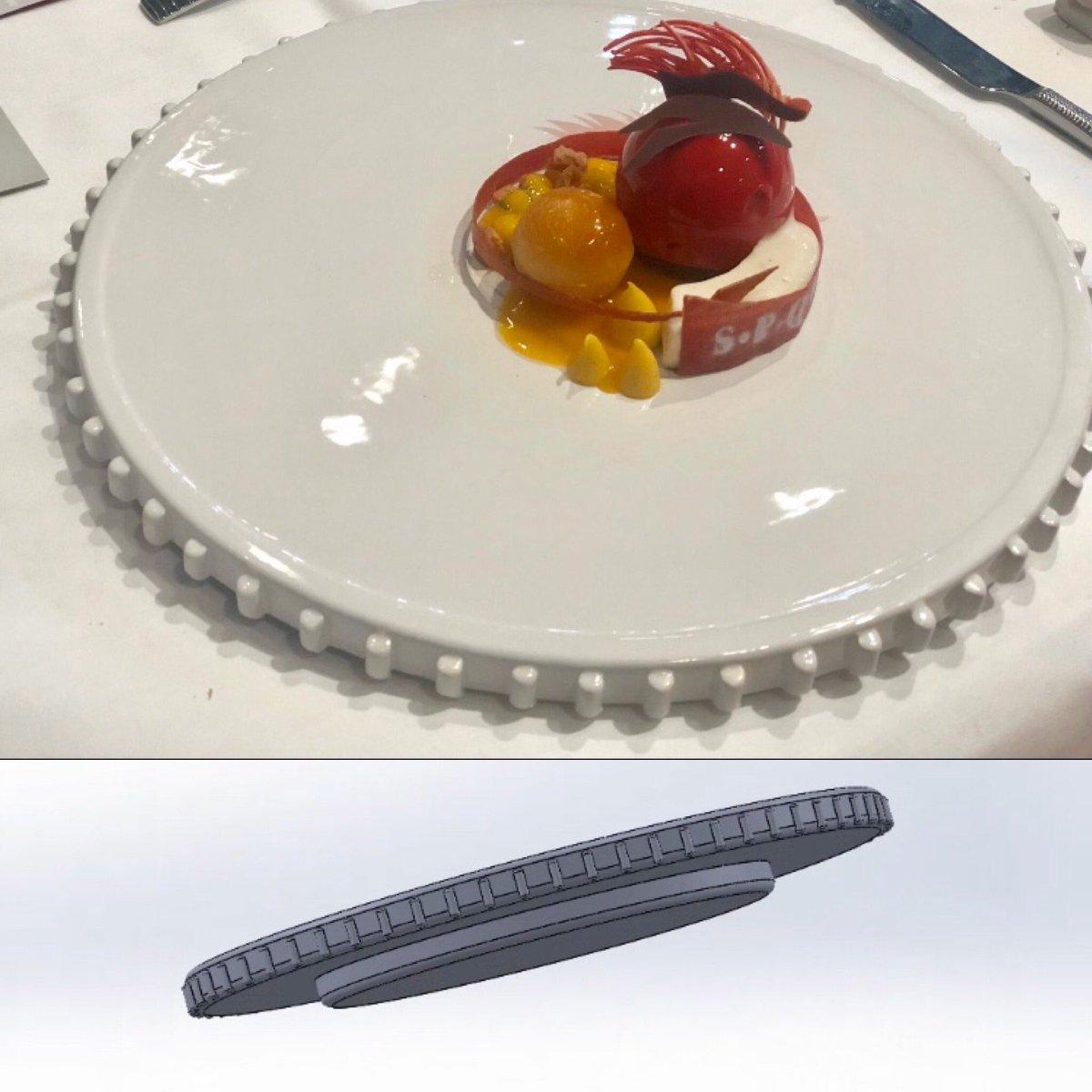 #gladiatori #ritaammeg #chef @antonio_delloro si ispira all'elmo dei gladiatori per realizzare un piatto da podio! #talento #restaurant #cook #olimpiadi2020 #sweet