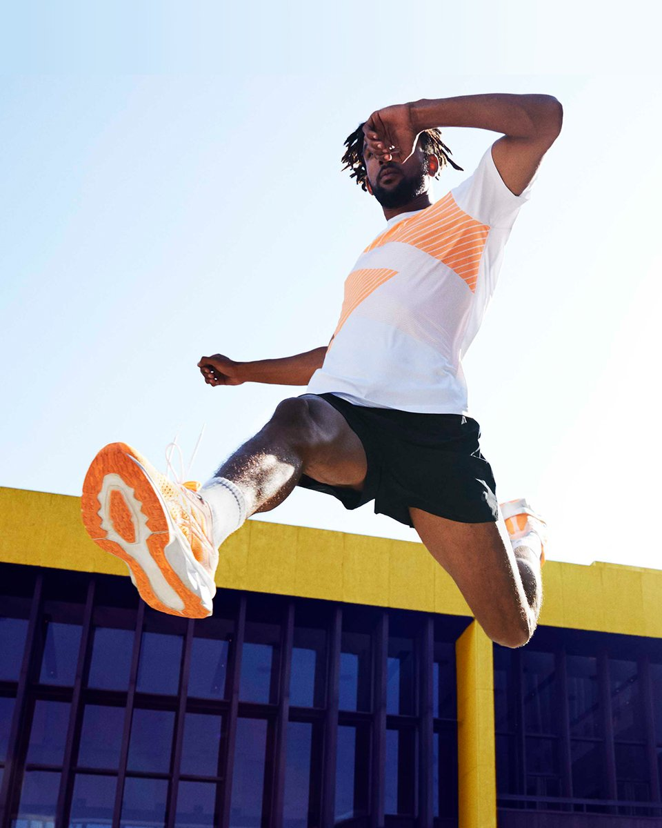 RUN YOUR RHYTHM...WITH THE ASICS NOVABLAST    Running is all about your beat, bounce and rhythm. The #novablast is perfect for runners who want a fast feeling everyday trainer...  https://www.sportsshoes.com/asics-novablast/…pic.twitter.com/DmOwN0x34u
