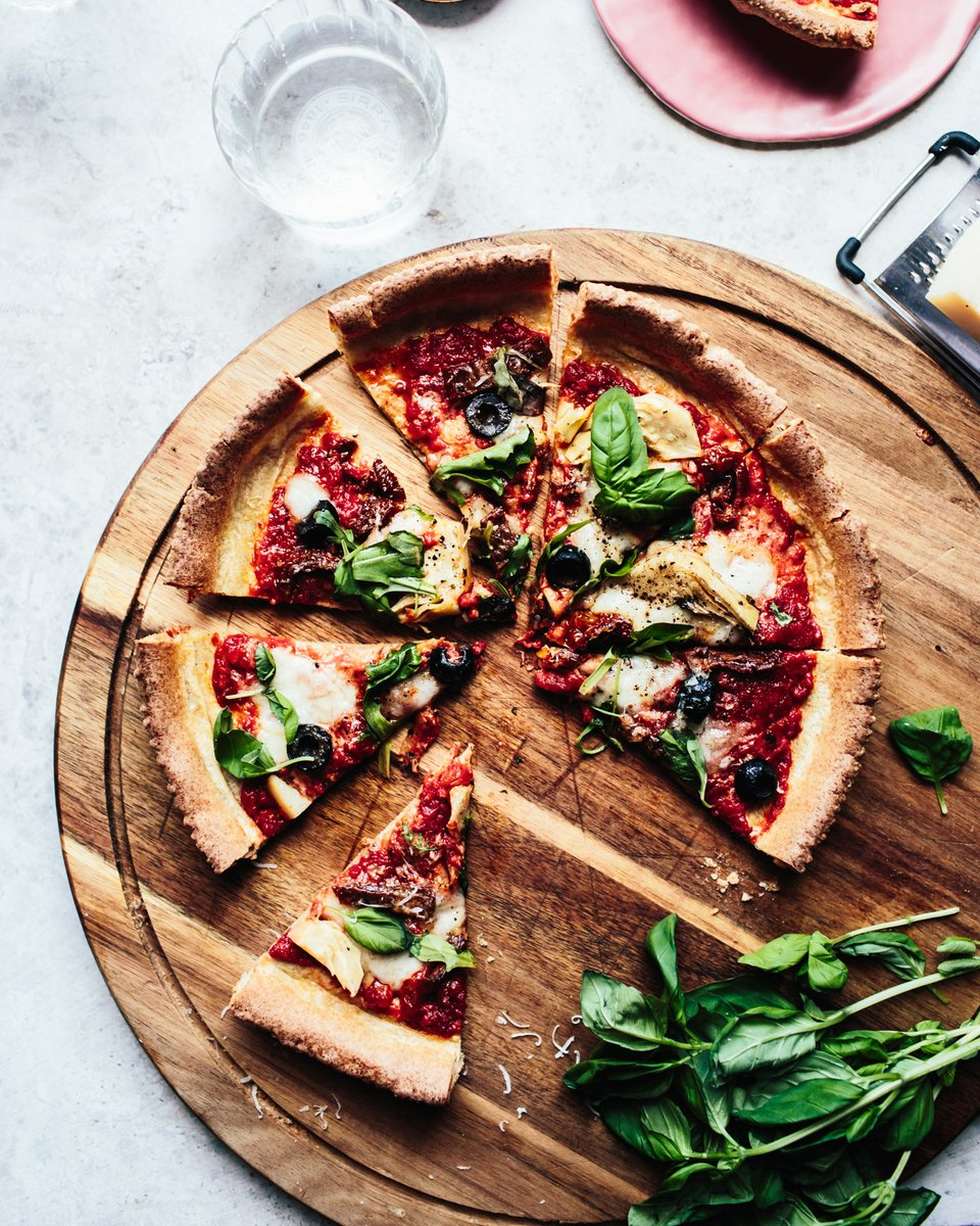 Yorkshire Pudding #pizza #recipe. #foodstyling