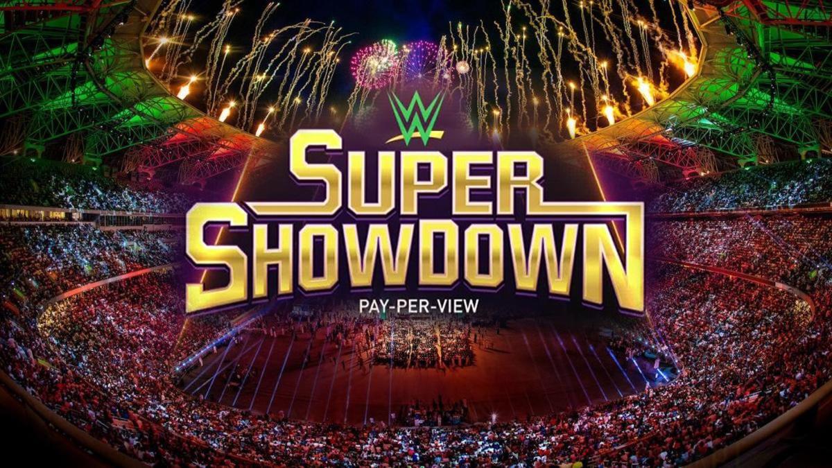 #WWESuperShowDown
