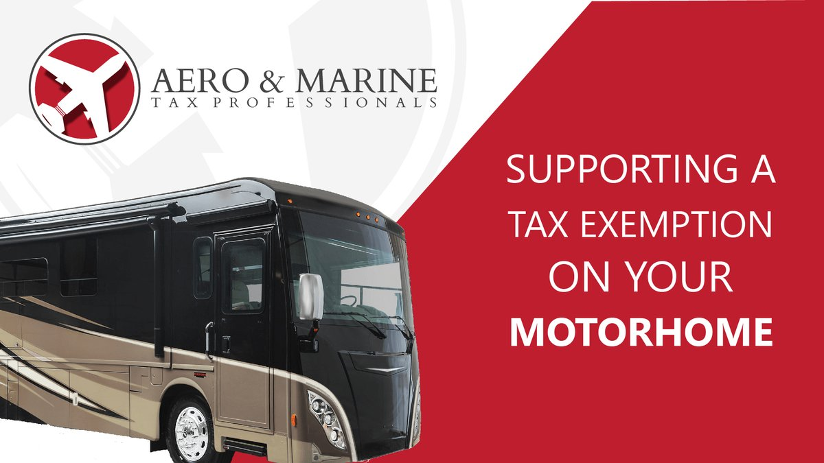It only takes 2-minutes to learn from motor home sales tax tips from the best, so watch now!    #aviation #airplane #planes #jets #aircraft #pilot #helicopters #boats  #vessels #sailing #yachts #businessaviation #bizav