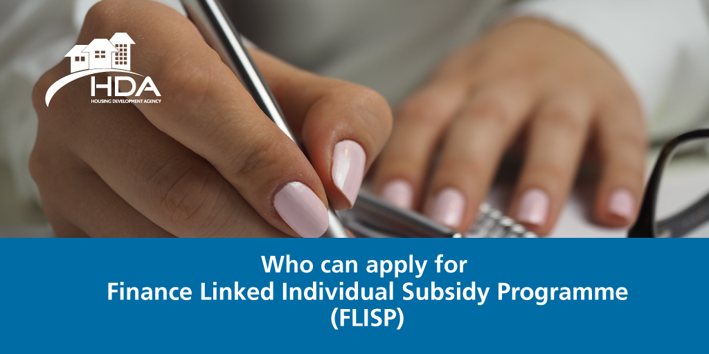 #FLISP Applicants must meet the following qualifying criteria:  - RSA citizens with a valid ID or permanent residents with valid permit - Over 18 years & competent to legal contract - Never have benefited from the Government Housing Scheme before - Have an approval in principle<br>http://pic.twitter.com/iFU3r7AY6a