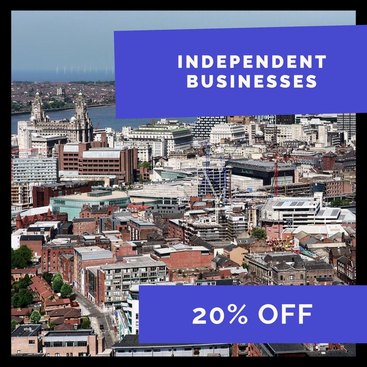 | Are you local Independent business looking at gaining more exposure?    We offer 20% discount on our advertising services. Want to know more? Talk to us today!   enquiries@explore-liverpool.com   http:// buff.ly/3a9ZHLE    <br>http://pic.twitter.com/R8TaiH6P6r