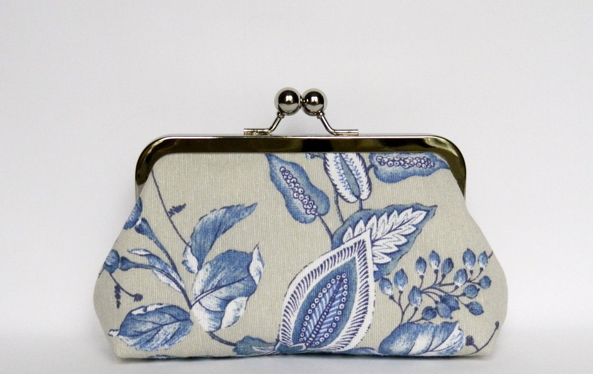 Excited to share the latest addition to my #etsy shop: Floral Clutch, Clutch Purse, Blue Floral Clutch, Bridesmaids Clutch, Bridesmaids Gift, Wedding Clutch, Evening Clutch  #bagsandpurses #clutch #blue #floralclutch #bluefloralclutch #weddingclu