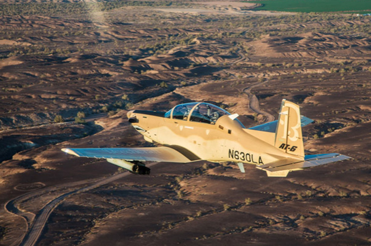 The #Government of #Tunisia has requested to purchase #AT-6C #Wolverine light attack #Aircraft from the #US under a foreign #Military sale. Read more on #ShephardNews ➡️