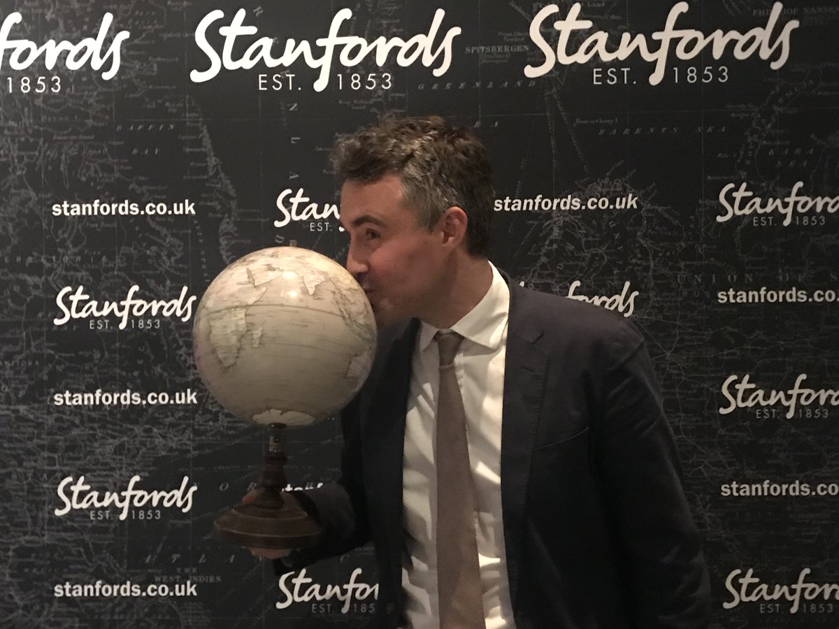 Our warmest congratulations to @RD_Economist ! Winner of @lonelyplanet debut travel writer of the year for the brilliant 'Extreme Economies'. #ESTWA2020 @ESTravelAwards #ChartwellSpeakerspic.twitter.com/haFfKKZTcd