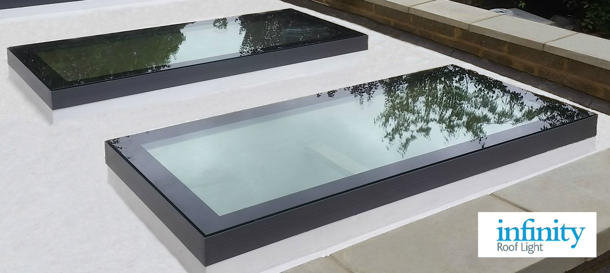TuffX launches 'Infinity' rooflights brand  @Tuffxglass #Infinity #Rooflights