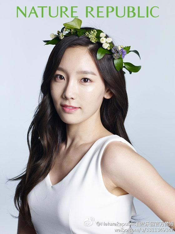 I felt sad when taeyeon didn't renewed her contract with nature republic and now exo also..  <br>http://pic.twitter.com/C8abgkWydU