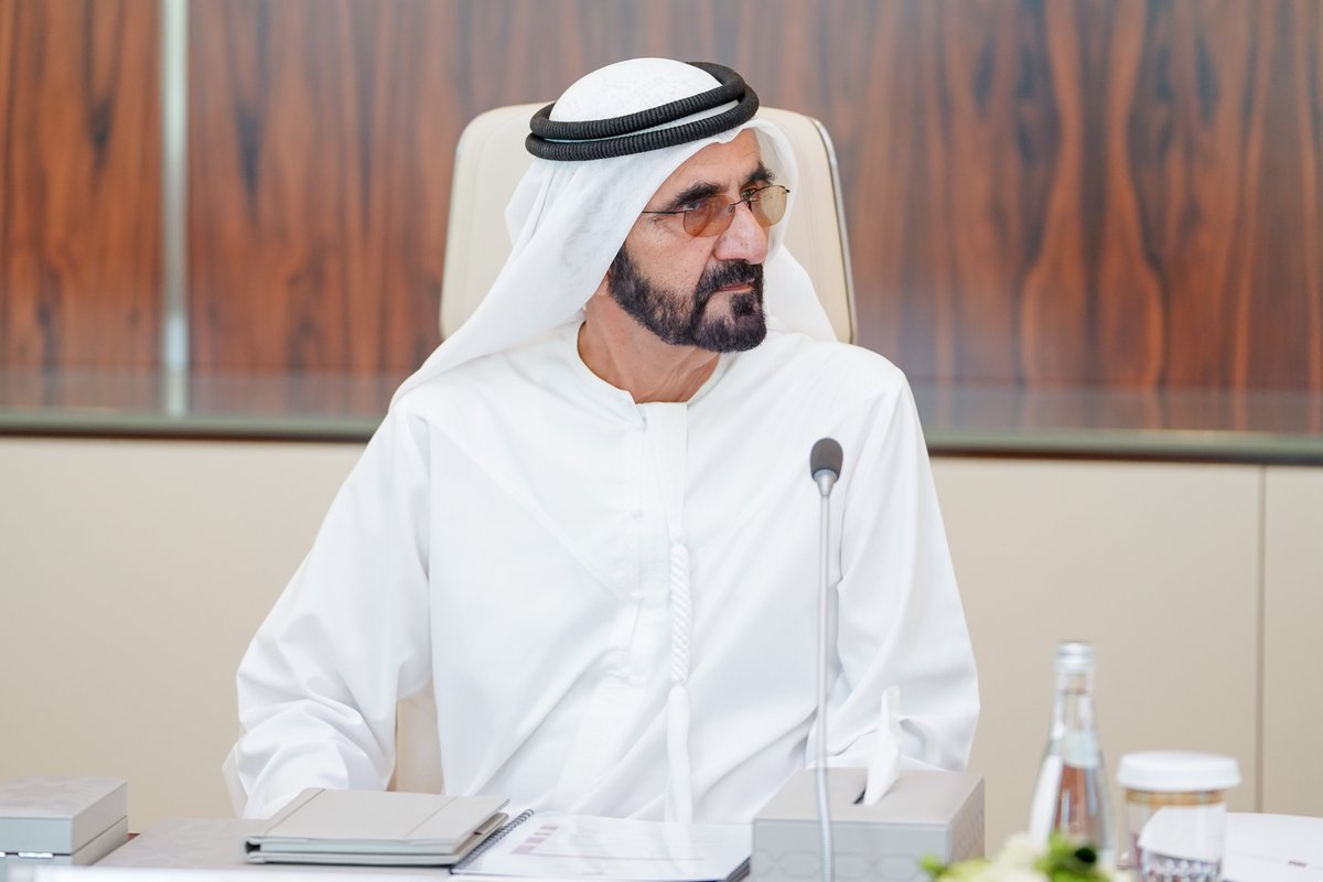 In his capacity as Ruler of #Dubai, HHShkMohd issues Decree No. (8) of 2020 appointing Dubai's Supreme Council of Energy as the entity responsible for implementing Federal Law No. 14 of 2017 on Trading in Petroleum Products in the emirate of Dubai. …