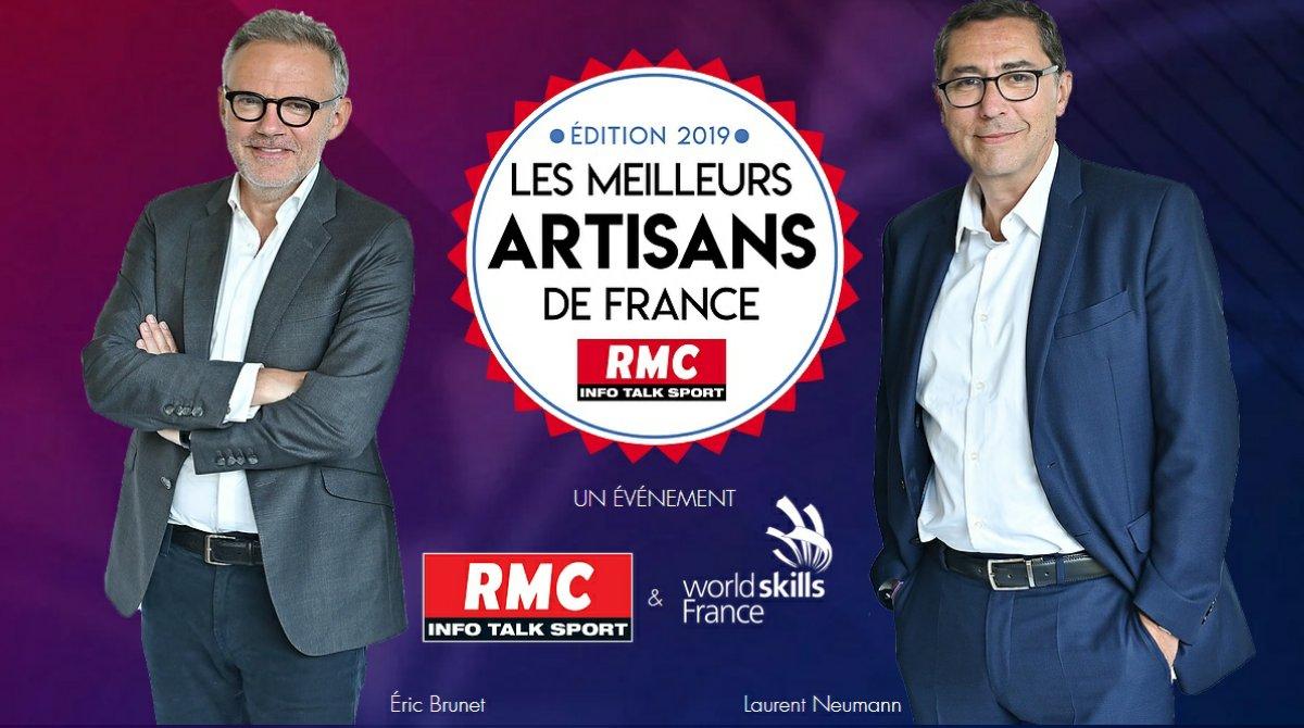 Dans une semaine, l'artisanat Français sera à l'honneur avec la finale des meilleurs artisans de France @RMCinfo @ericbrunet  Tous les finalistes https://www.rmcmeilleursartisansdefrance.fr/les-finalistes-2019…  @ArtisanatFR @mondedartisans #madeinfrance #artisanat #savoirfaire #fabriqueenfrance #mif360 #mifnewspic.twitter.com/Kl4ykcCTVZ