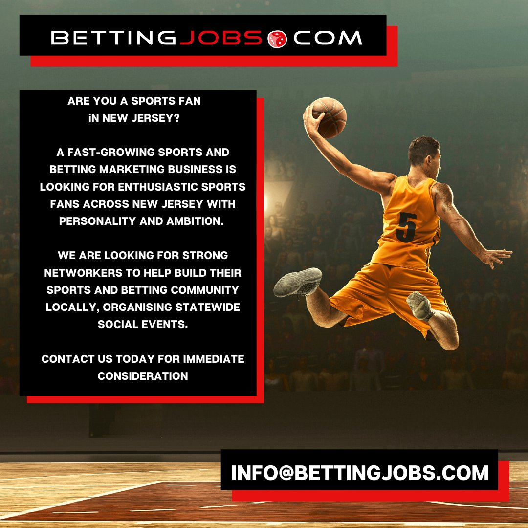 Jobs in sports betting sport betting predictions tips