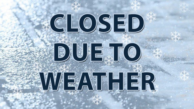 Due to weather and road conditions, Bishop Foley Catholic High School will be closed today, Thursday, February 27. <br>http://pic.twitter.com/wMDsoslWZb