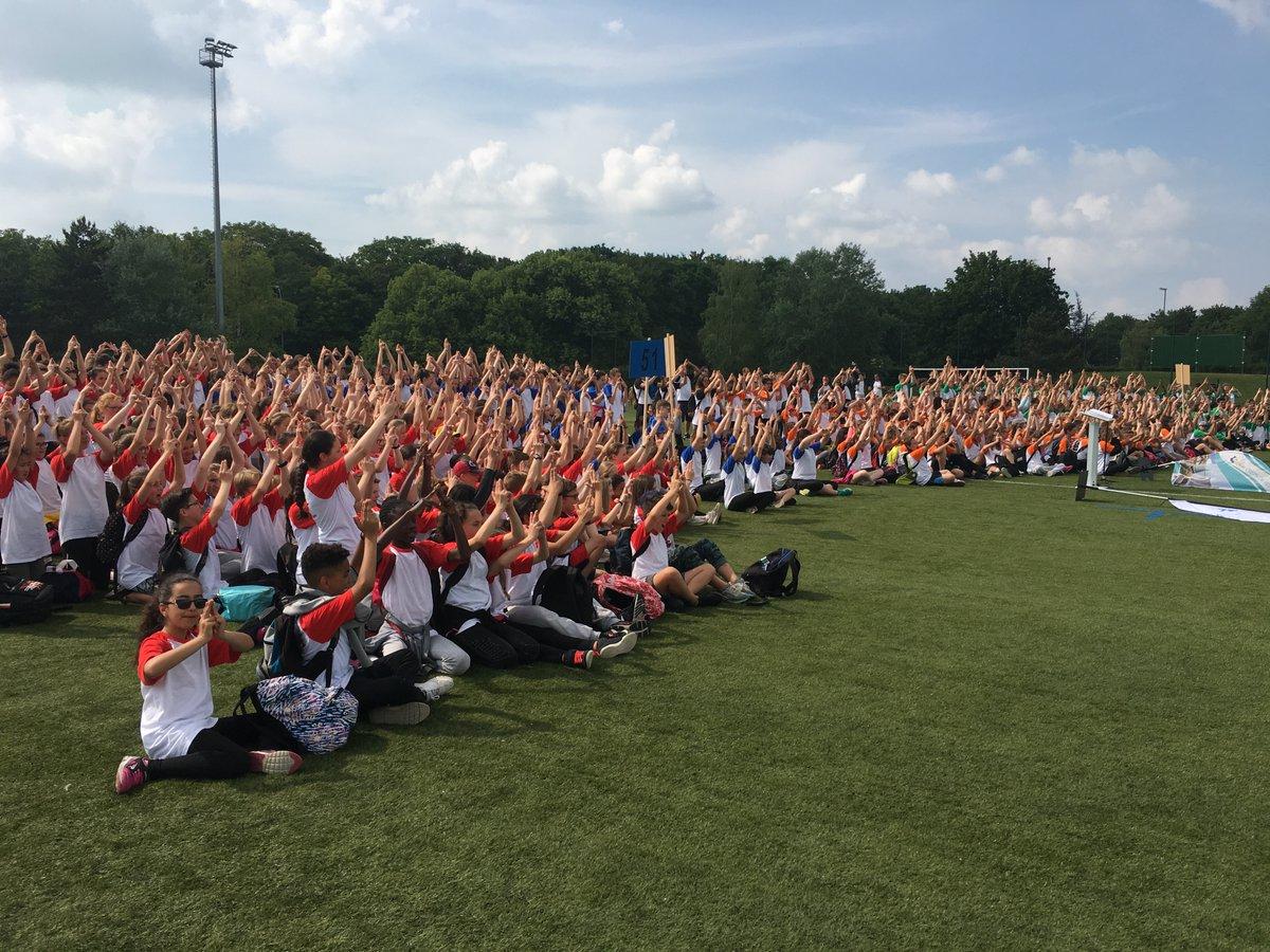 La nouvelle édition des Jeux Régionaux des Jeunes approche à grand pas! Co-organisés par le CROS Grand Est et les services régionaux UNSS des Académies Grand Est, ces JRJ s'annoncent extraordinaires: 3 villes hôtes, 3000 collégiens, + 50 disciplines sportives. #Sport #Education
