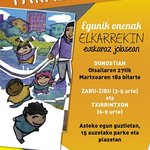 Image for the Tweet beginning: Parketarrak, el programa para jugar