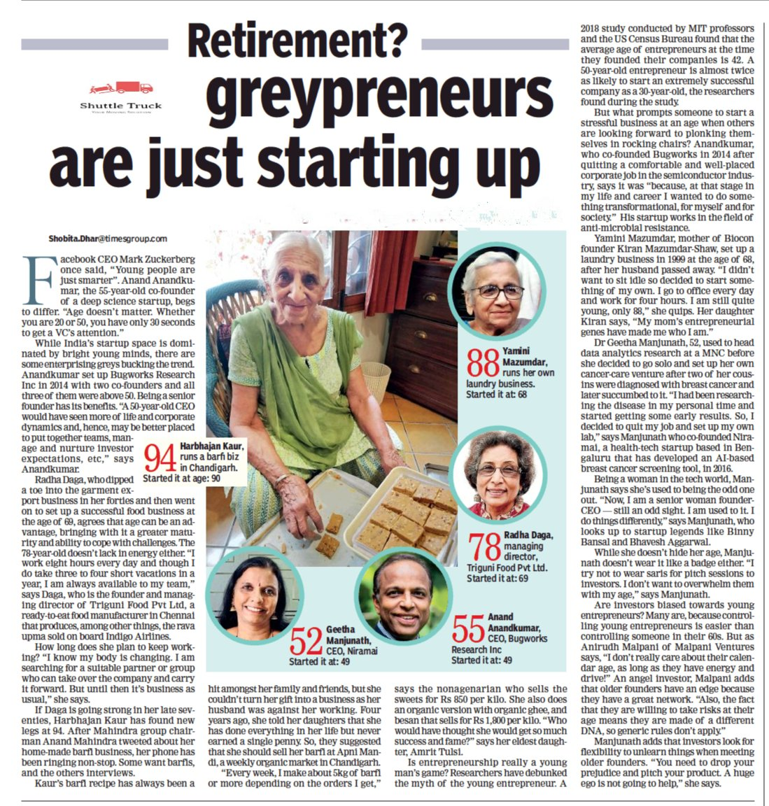 Meet the entrepreneurs who are busting the myth of the young startup whiz .  #Entrepreneur<br>http://pic.twitter.com/hkswg32QZ4