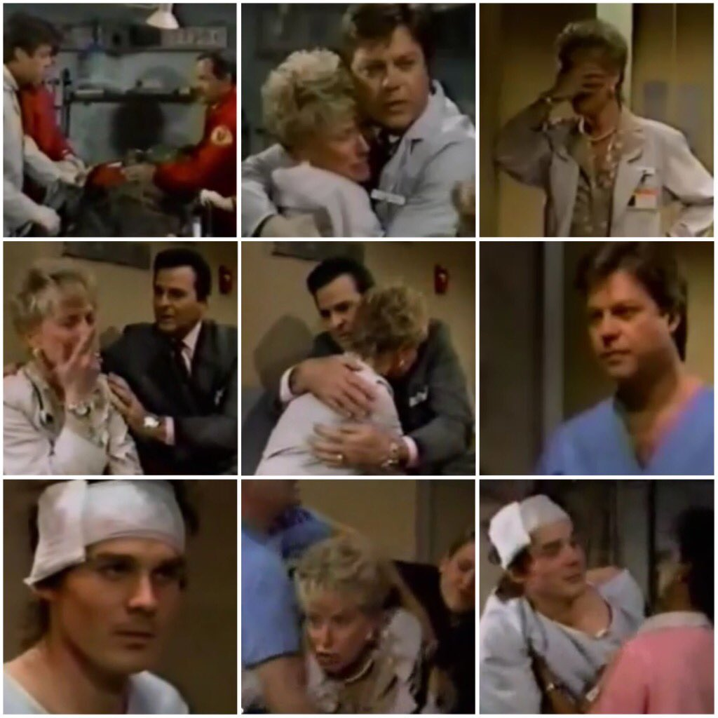 #OnThisDay in 1991, Monica, devastated over Dawn's death, lashed out at Decker #ClassicGH #GH #GeneralHospitalpic.twitter.com/cxDcoKGX2H