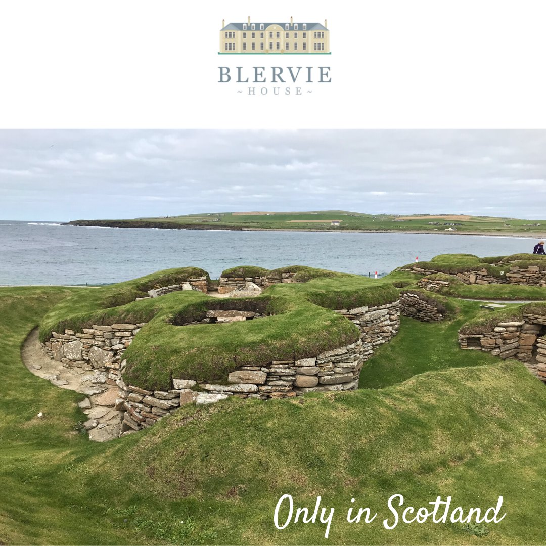Neolithic Housing dating back to 4000-1800BC on Orkney Mesmerising and incredible   #onlyinscotland #scotland #scotspirit #instascotland #hiddenscotland #lovescotland #prehistoric #ancient #stone #archaeology #antiquity #earlyman #history