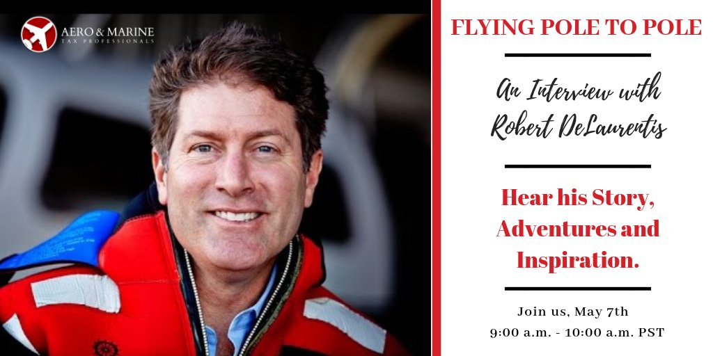 Flying Pole to Pole with Robert DeLaurentis    #aviation #airplane #planes #jets #aircraft #pilot #helicopters #boats  #vessels #sailing #yachts #businessaviation #bizav