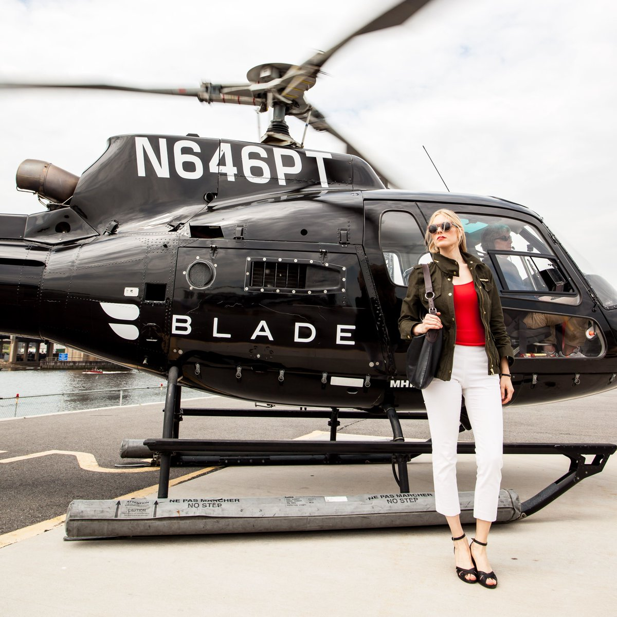 Fancy taking to the skies in a helicopter as part of your business travel? Use our TMC finder test to help you find the perfect TMC for you today; and be in for the chance to win a BLADE membership   (Test:  https:// buff.ly/2HYwqao    ) B261 #btshow @AdvantageHQ @BTShowlondon<br>http://pic.twitter.com/npgfHrI5uq