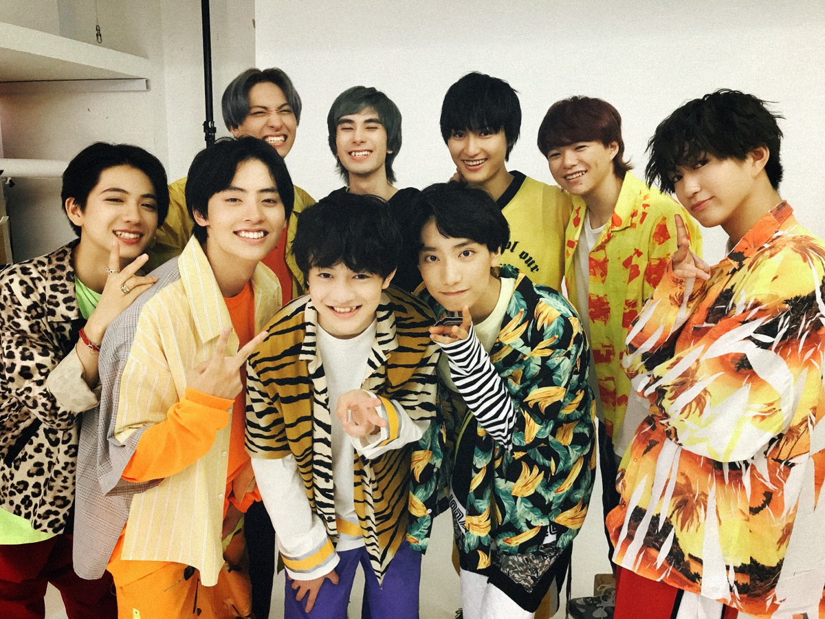 2/19(水)発売 2nd LIVE Blu-ray🎤『SUPER★DRAGON ONEMAN LIVE 2019 -IDENTITY NINE- at 日比谷野外大音楽堂』オリコン週間Blu-rayランキング第7位👑ありがとうございます!! #スパドラ