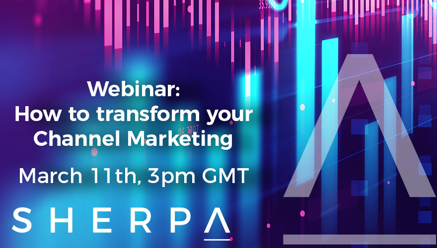 Where do you start if you're looking to scale your channel marketing? Join this webinar, in association with @SherpaUK as we show you a framework for channel growth and where to begin with your strategy.  https:// bit.ly/2t6z7D6    <br>http://pic.twitter.com/pRIsfs9N9a