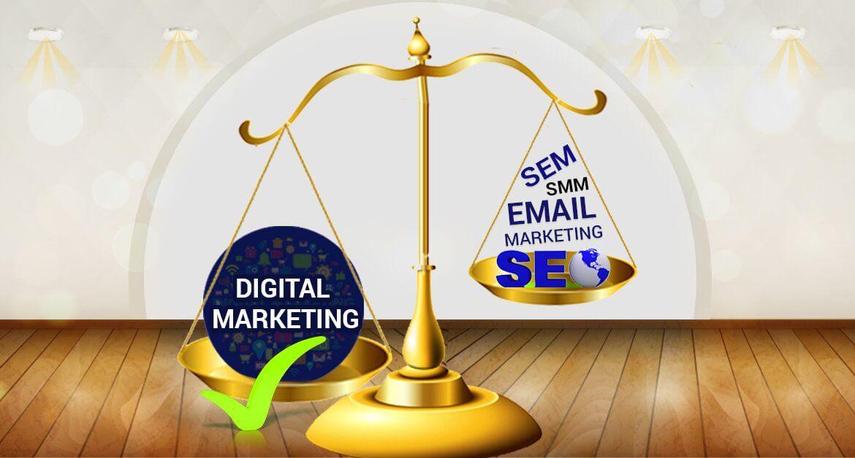 Should I learn everything in Digital Marketing or only SEO, SEM or Social Media Marketing? #Marketing #socialmedia #digitalmarketing #onlinemarketing #business #marketingtips #seo #onlinebusiness #webdesign #webdevelopment #webdeveloper<br>http://pic.twitter.com/l1TXg2MYhE