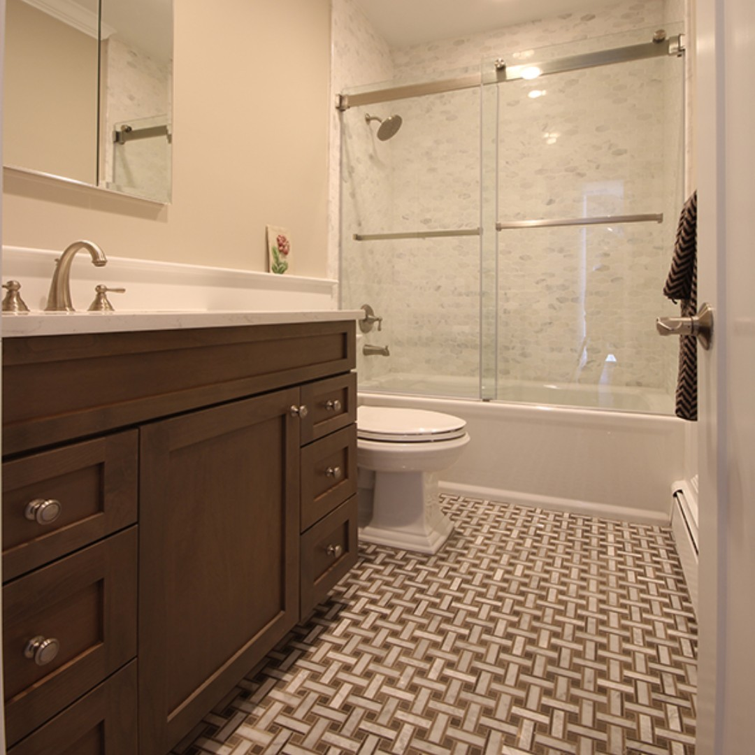Alure Home Improvements On Twitter This Soho Tile Basket Weave Pattern Floor Tile Just Steals The Show