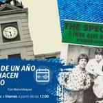 Image for the Tweet beginning: ¡Penúltimo #DosDeUnAñoNoHacenDañoRockFM de la semana!