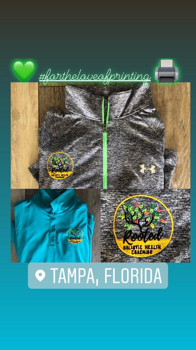 #ThursdayThoughts #logo #embroidery #hashtag #connect #family #ink #print #promo #swag #brand #marketing #graphicdesign #florida #nyc #italy #toronto #denver #naples #venice #sarasota #tampa #destin #jax #orlando #fortlauderdale #southflorida #miami #keywest #creative #people #me