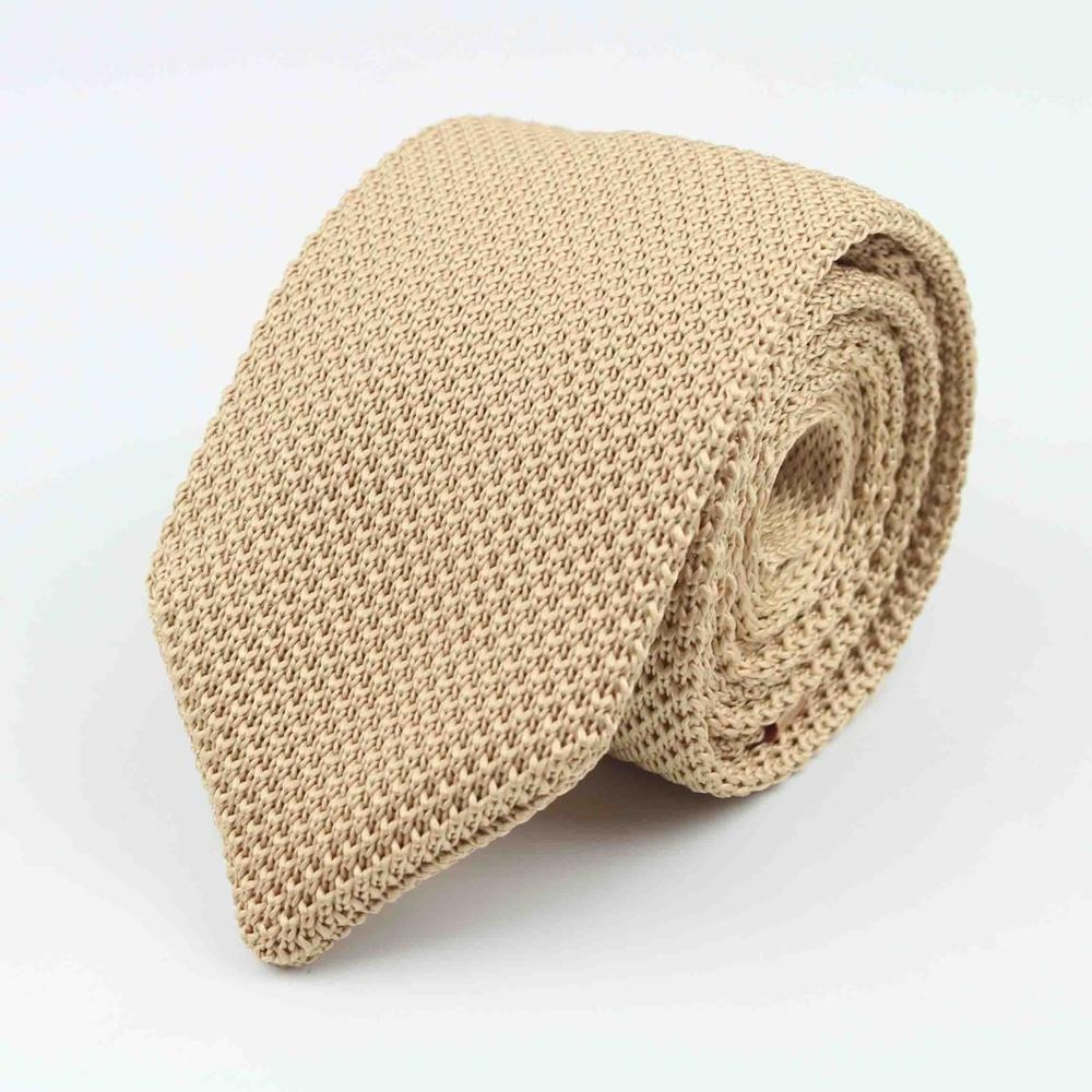 #fashion #style Men's Knitted Polyester Tie