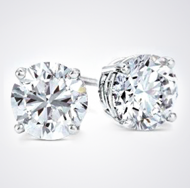 It's No Brainer Day and it's vary obvious that these 4.15 t tw GIA #diamond #earrings are a steal for $19,110. 💠