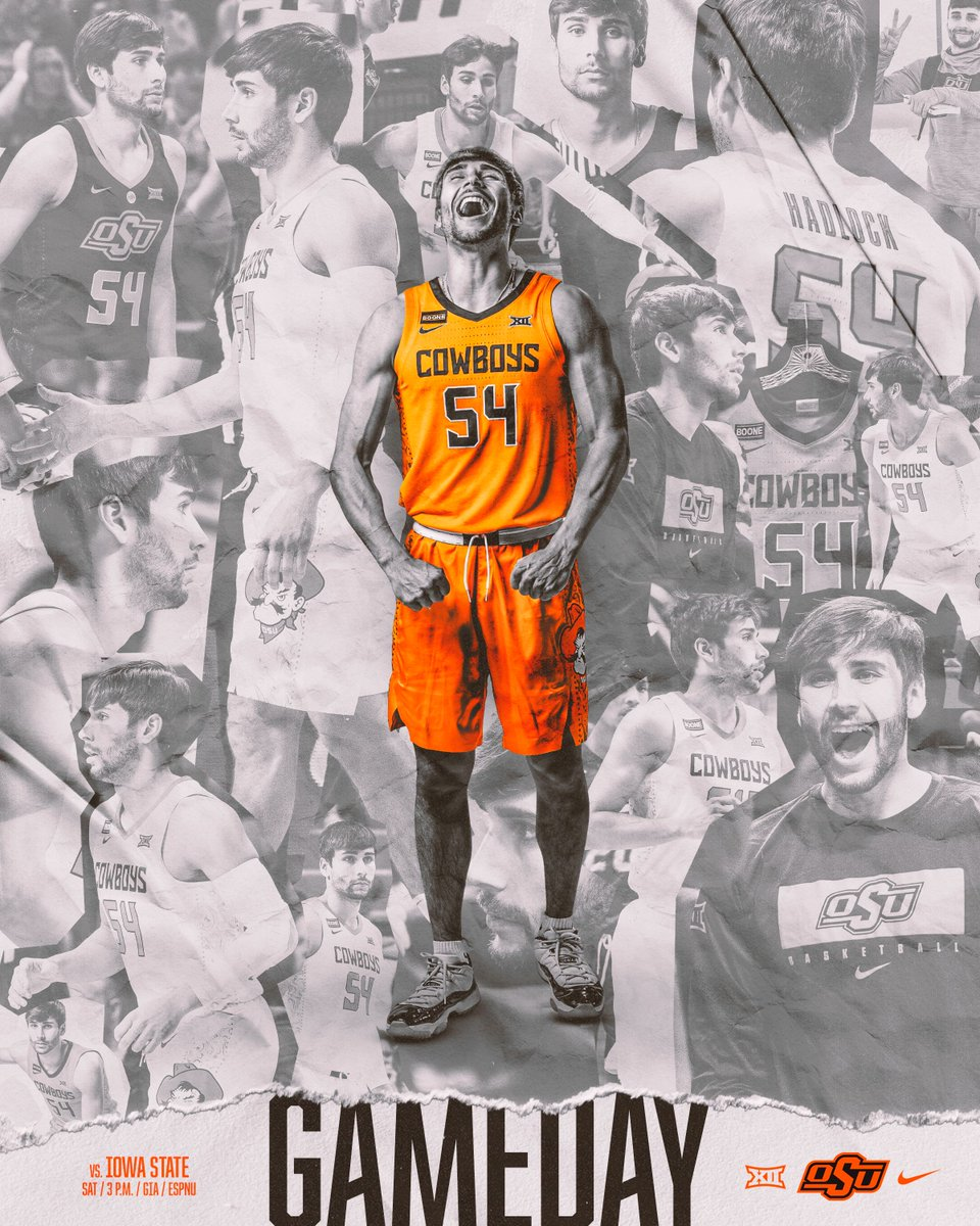 """""""Senior Night""""- Where the hard work and all the memories are celebrated. Also, everyone who has helped you along the way because nobody does it alone. #Family #LetsWork #GoPokes<br>http://pic.twitter.com/3vkx12Jqs2"""
