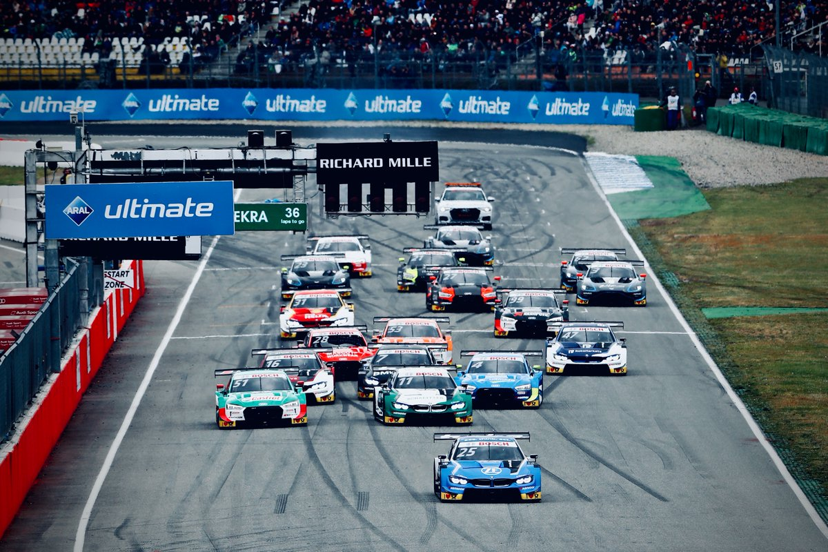 🚨 Pre-season DTM test relocated to Hockenheim following coronavirus concerns in northern Italy.   Full story ➡️ http://dtm4.me/UnOngw