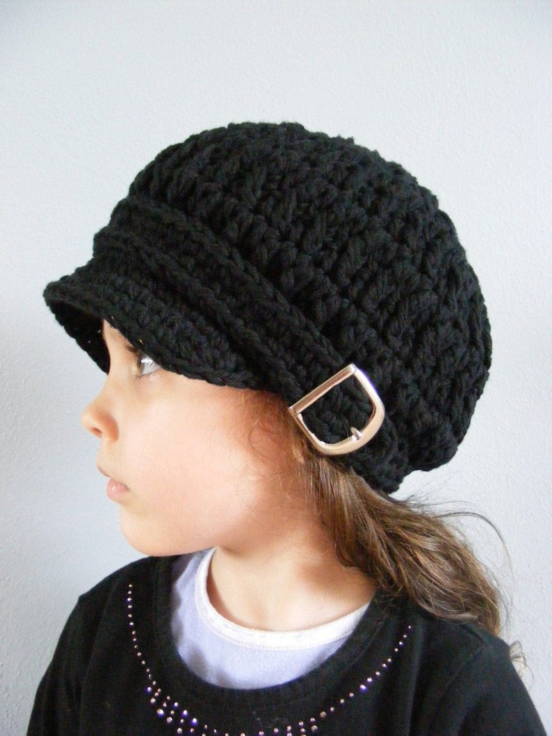 Another expired @etsy item just renewed    Baby, toddler, girl, & women's black buckle newsboy hat ~ 31 other colors  #etsy #toddler #toddlergirl #toddlerfashion #toddlerlife #toddlers #black #accessories #shopsmall