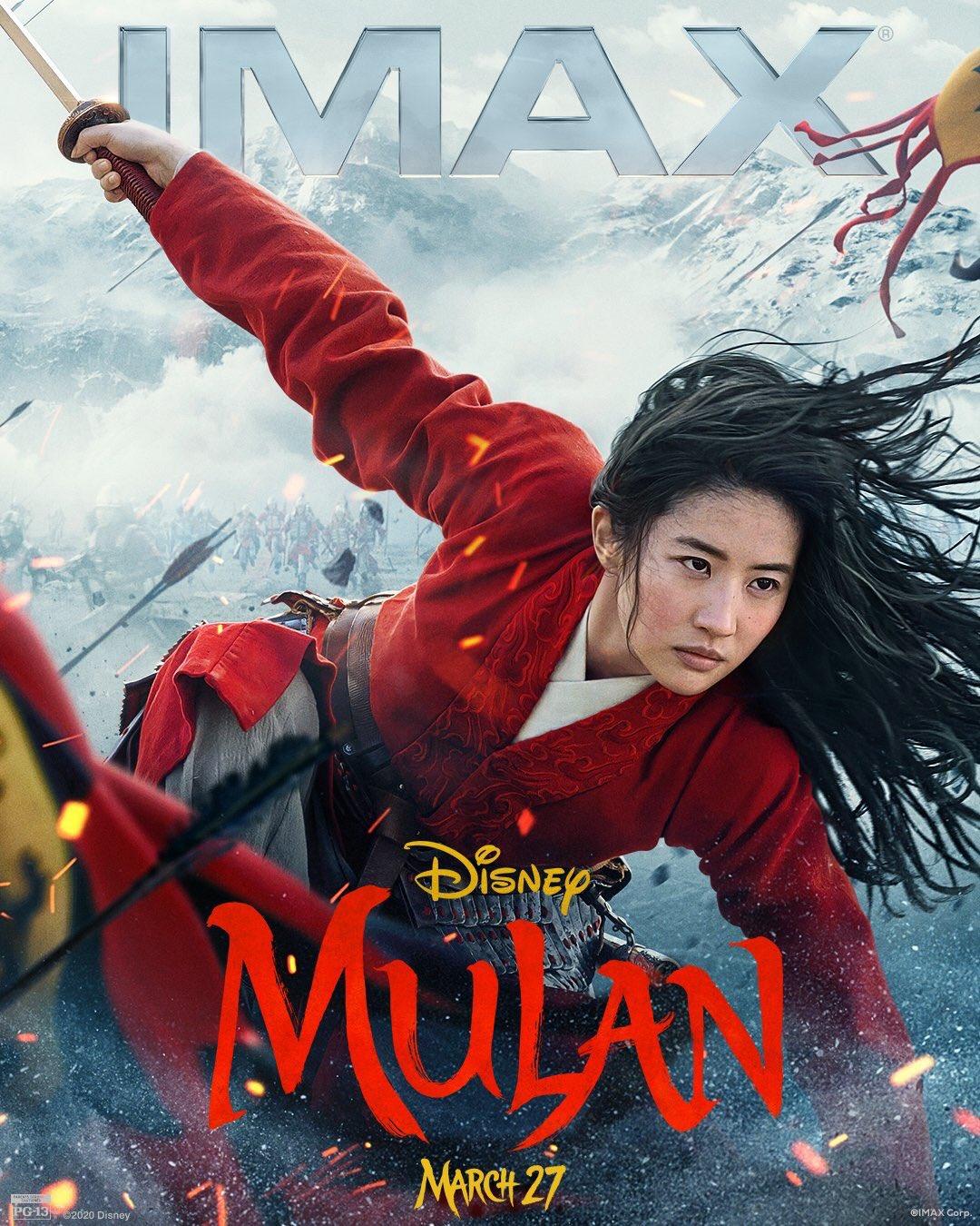Mulan [Disney - 2020] - Page 16 ERy4QsrWkAE7V8V?format=jpg&name=large