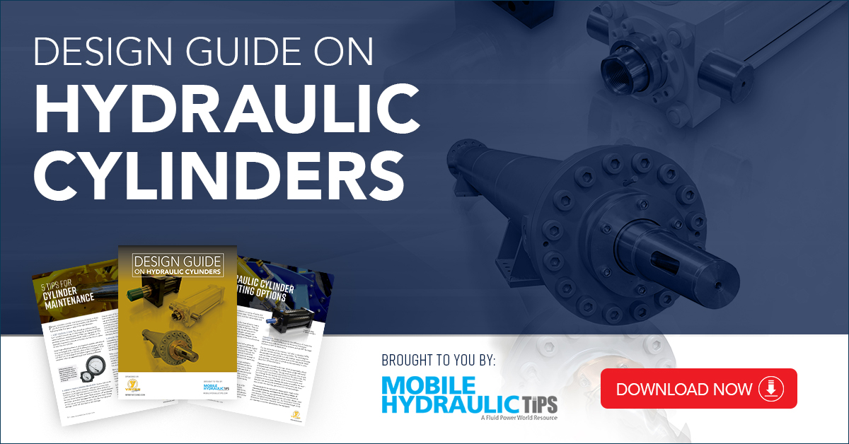 Fluid Power World On Twitter Download This Motion Design Guide On Hydraulic Cylinders For Free Topics Included Are What Are Hydraulic Cylinders And How Do You Specify A Hydraulic Cylinder Https T Co Rvrwcxftzx Https T Co C4ujnzgump