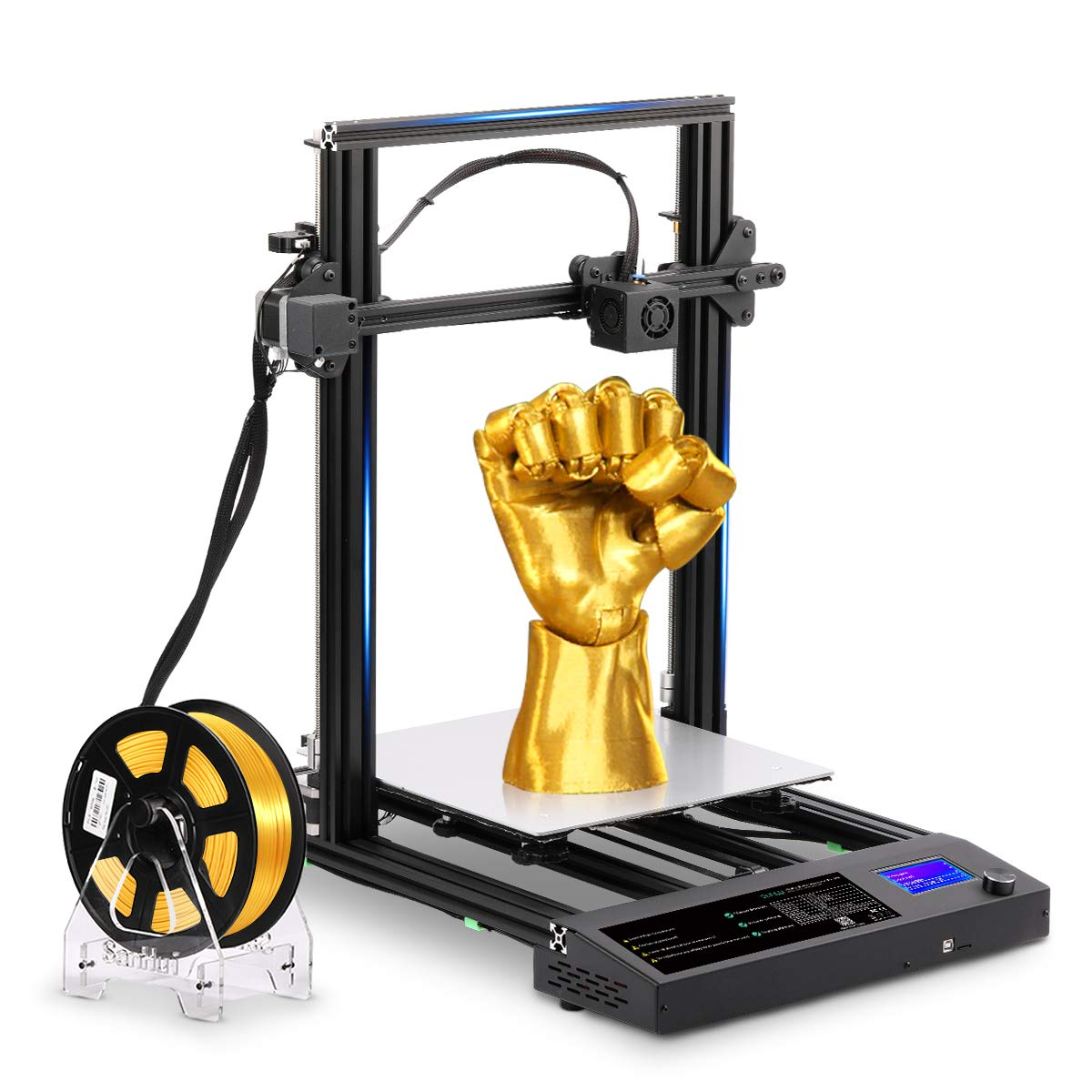 deal on large format #3dprinter  (same from sale last week, but that price ended a couple of days ago) @SUNLU_3D  #3dprinting  now $269 using new 25% off promo code at checkout: 25MORD2V