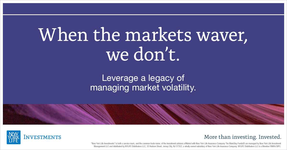 We've built a legacy of managing market #volatility and can help you build a #resilient #portfolio in the face of uncertain markets. Start by visiting: