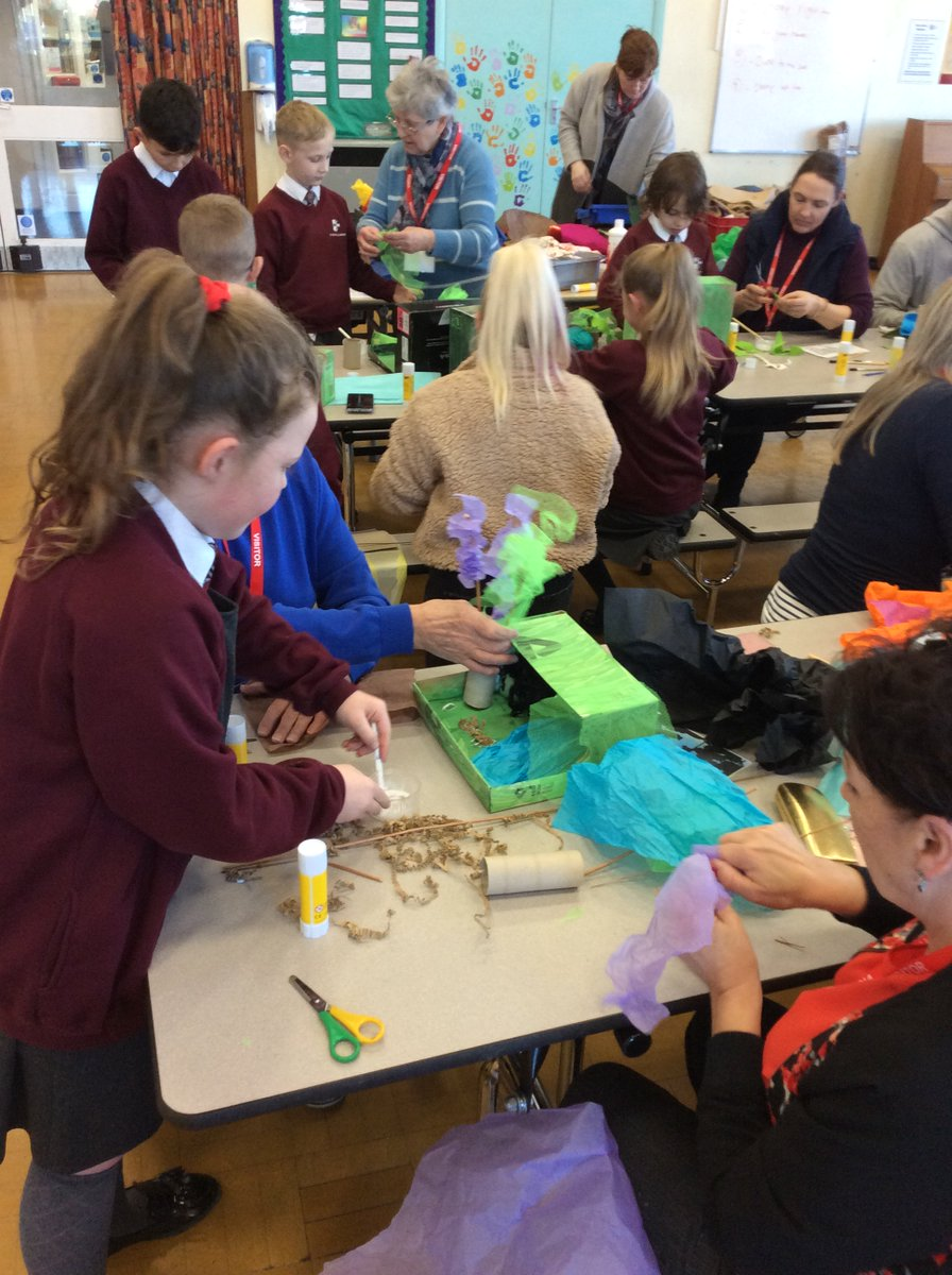 WOW! What a wonderful day Y4 have had creating their own rainforests. Thank you to everyone who attended, sent in resources and supported this fantastic event. We hope you enjoyed it as much as we did! 🐍🐆🌲