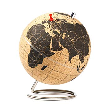 I have a #globe with pins for the #cities I have been to or would like to #travel.   I found a good and (relatively) #CO2neutral #alternative that after all feels like I or🙃at least my #portfolio have been there.  16 of 194 #100DaysOfCode #CodeNewbie #learntocode #webdevelopment