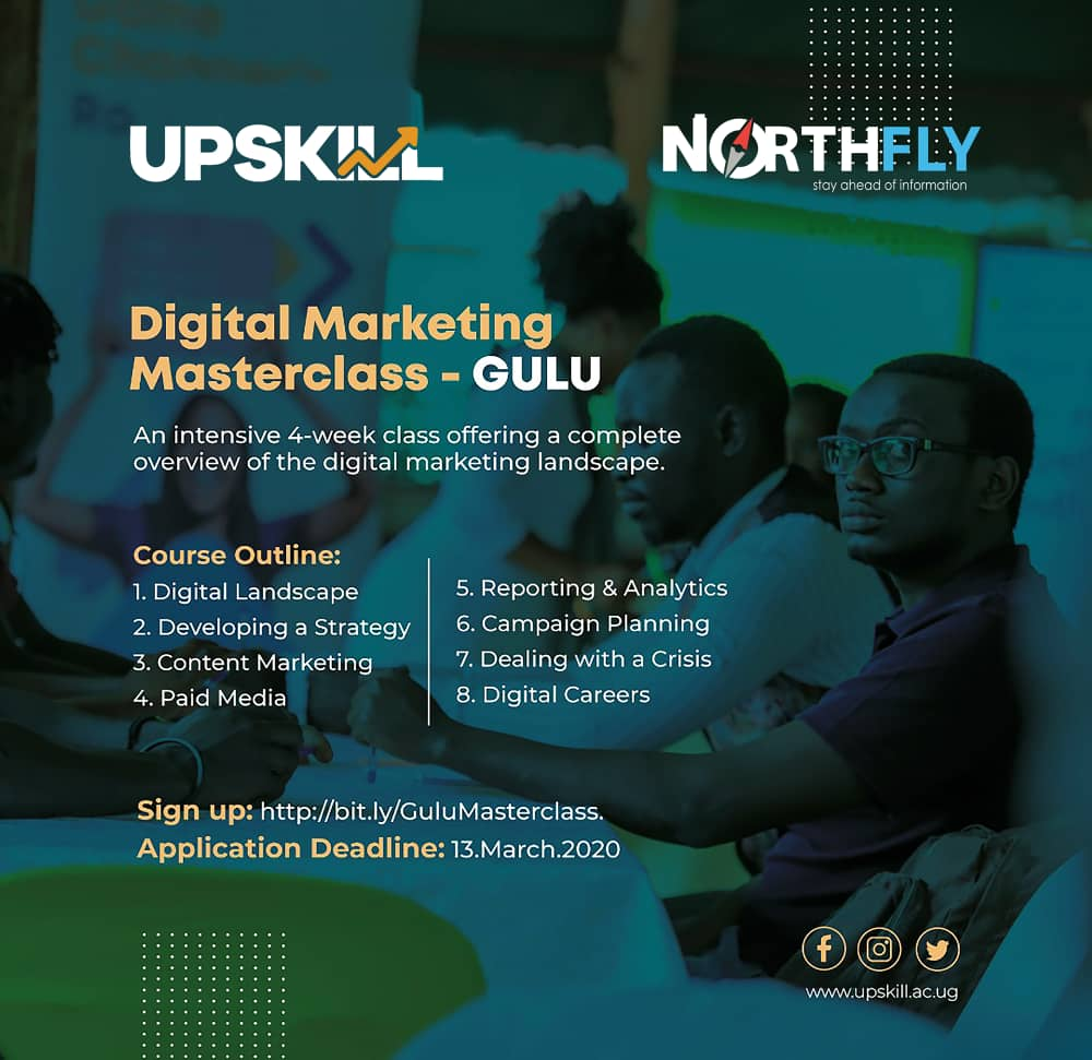 Join us in this intensive 4 weeks masterclass to kick-start your digital marketing journey and get equipped with all the key skills of a digital marketer. This #UpskillGuluChapter provides a comprehensive immersion into the role of digital marketing in driving business results. <br>http://pic.twitter.com/tSIUNOekjC